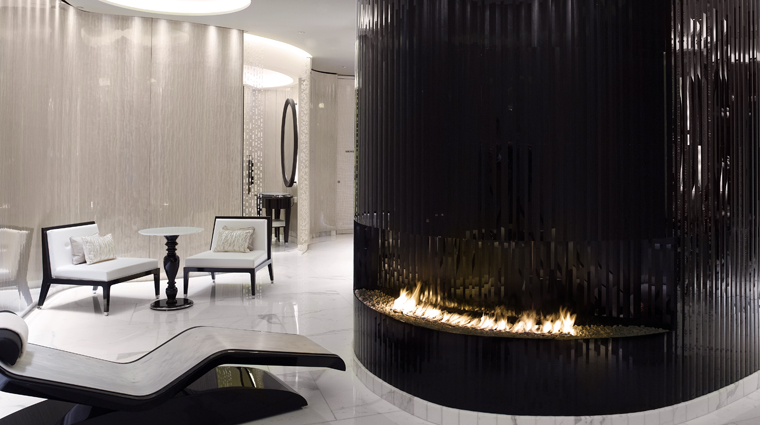 ESPA Life at Corinthia Ladies Changing Room