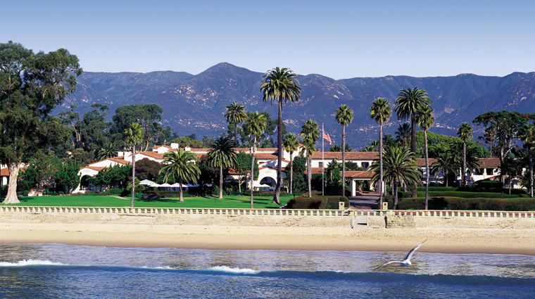 Four Seasons Resort The Biltmore Santa Barbara, California Exterior View