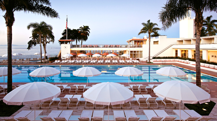 Four Seasons Resort The Biltmore Santa Barbara, California Pool