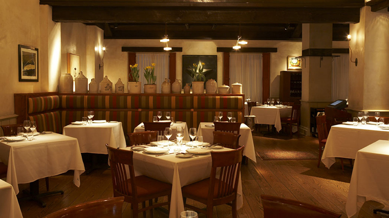 Gramercy Tavern Restaurant Dining Room