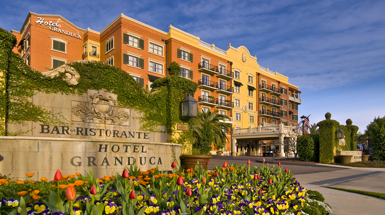 Hotel Granduca in Houston Texas