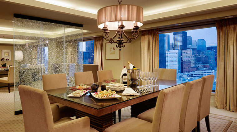 Imperial Suite Dining Room