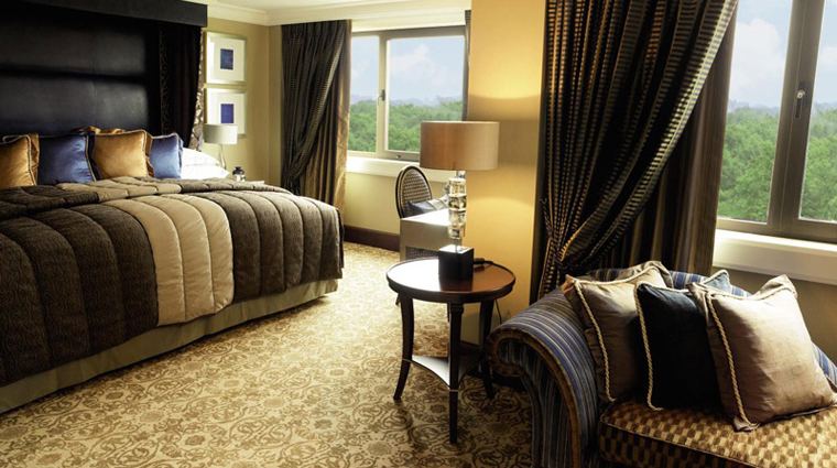 InterContinental London Park Lane Guestroom Suite