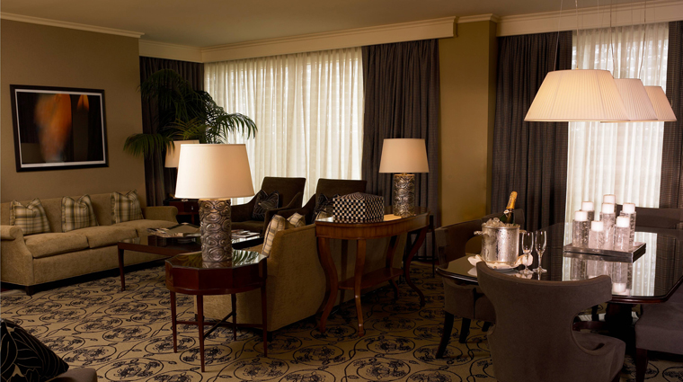 InterContinental Buckhead Hotel Grand Suite