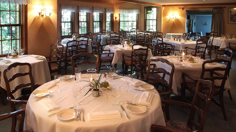 Mirabelle Restaurant at Beaver Creek Resort Dining Room