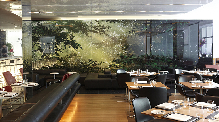 The Modern Restaurant Dining Room, New York City