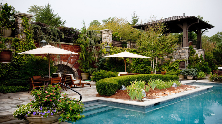 Old Edwards Inn and Spa Outdoor Heated Mineral Pool