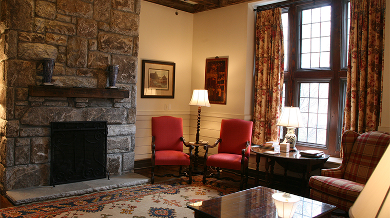 Old Edwards Inn and Spa Sitting Room