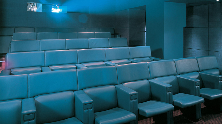 One Aldwych Screening Rooms