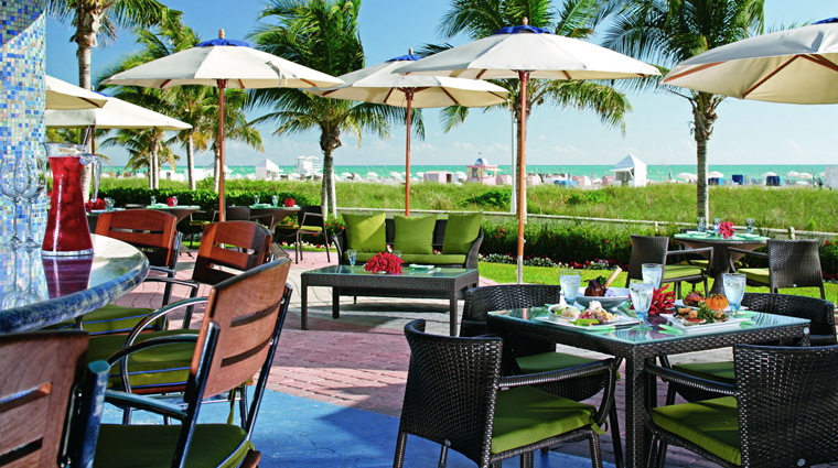 The Ritz-Carlton, South Beach Hotel DiLido Beach Club