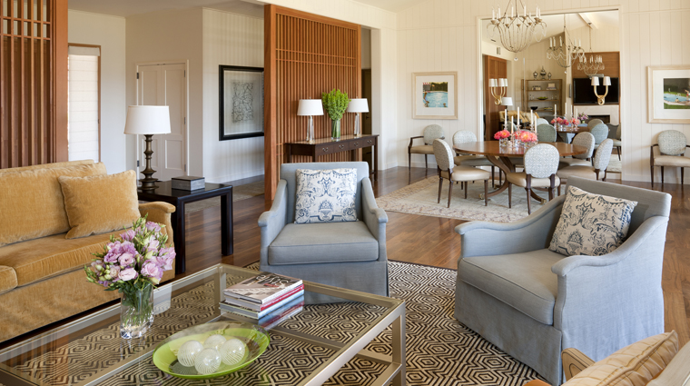 Rosewood Sand Hill Lobby Lounge