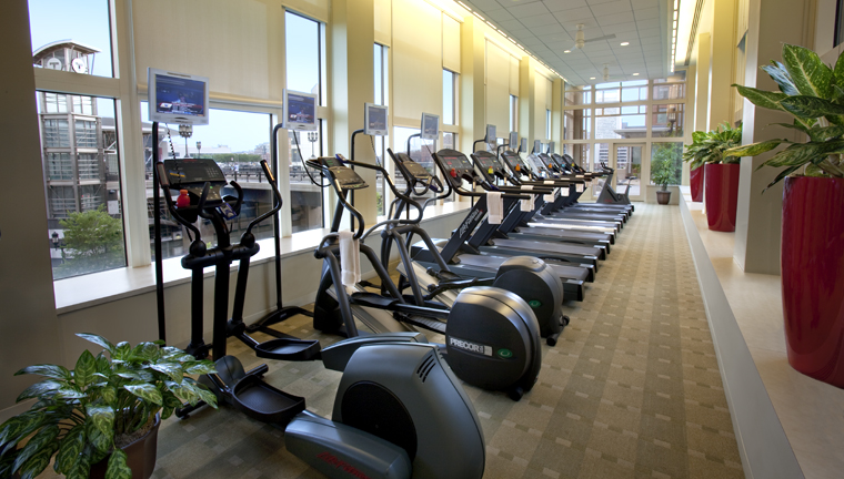 Seaport Hotel & World Trade Center Wave Health and Fitness