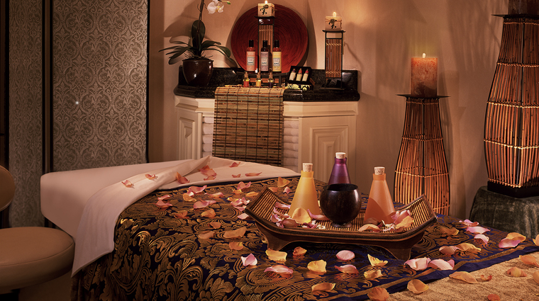The Spa at Four Seasons Hotel Las Vegas Treatment Room