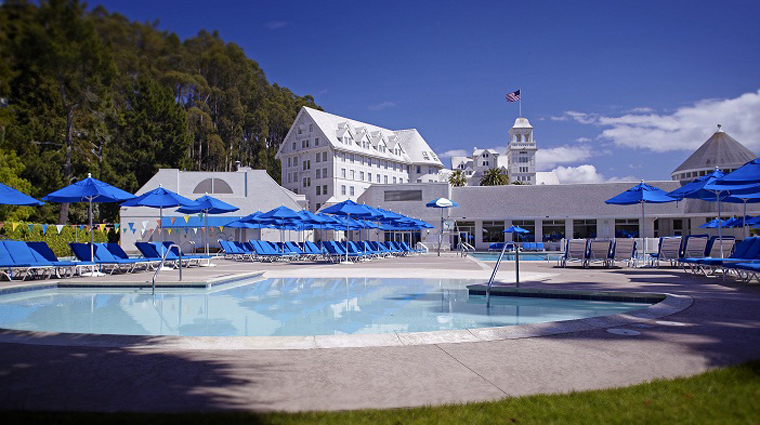 The Claremont Hotel Club & Spa Pool