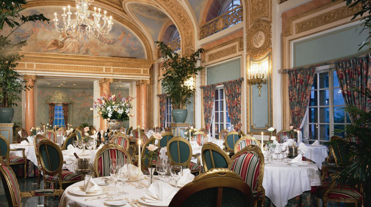 The French Room Restaurant at The Adolphus in Dallas Texas