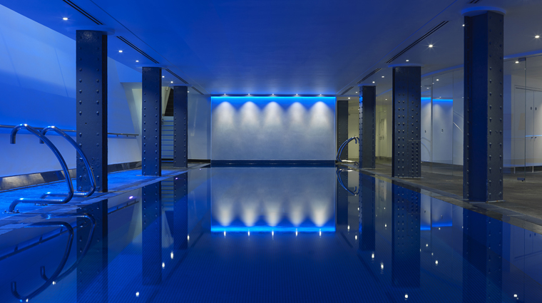 The Health Club at One Aldwych Pool