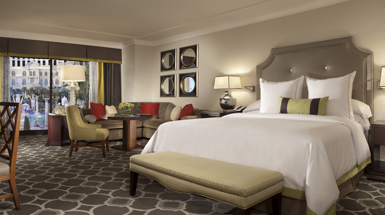 The Laurel Collection by Caesars Palace Octavius Tower King Room