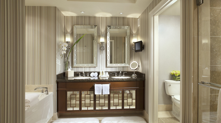 The Laurel Collection by Caesars Palace Octavius Tower Guestroom Bath
