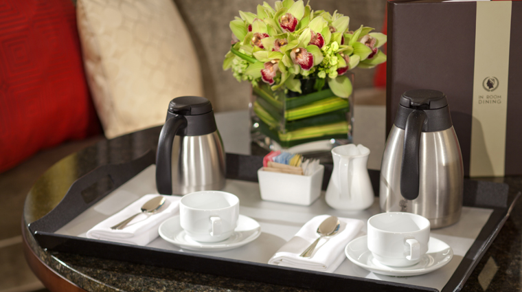 The Laurel Collection by Caesars Palace Room Service