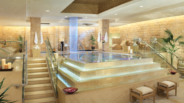 The Laurel Collection by Caesars Palace Qua Baths & Spa Roman Baths