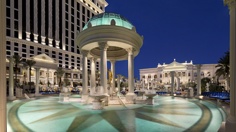 The Laurel Collection by Caesars Palace Temple Pool