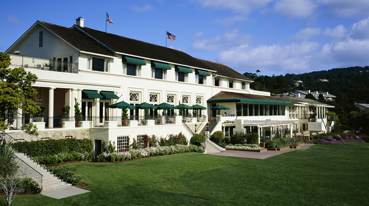 The Lodge at Pebble Beach, California