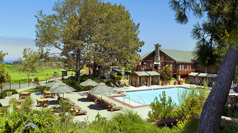The Lodge at Torrey Pines Resort Outdoor Pool