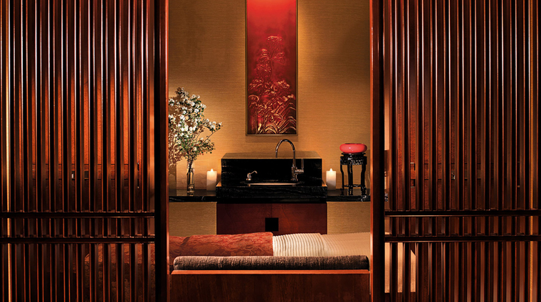 The Peninsula Spa Beijing Treatment Room