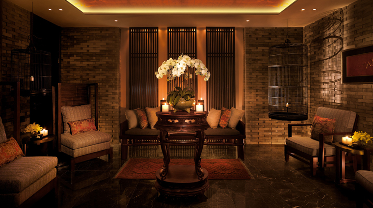 The Peninsula Spa Beijing Lobby Lounge
