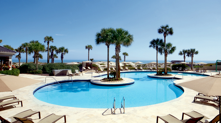 The Ritz-Carlton, Amelia Island Outdoor Pool