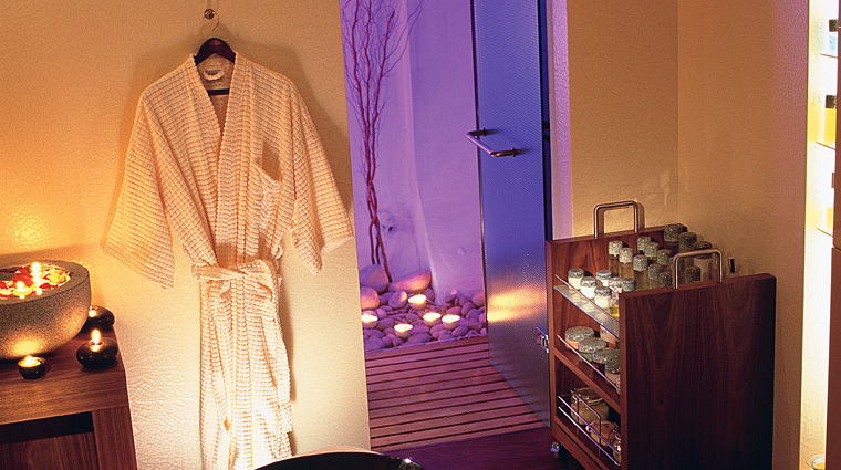 The Spa at Mandarin Oriental, London Treatment Room