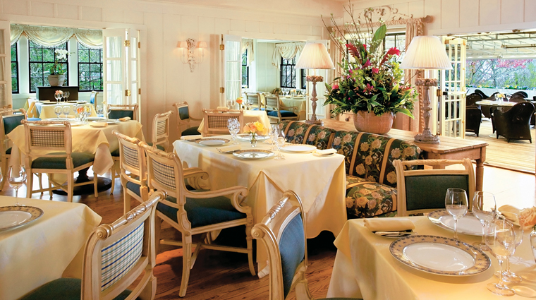 Topper's Restaurant at The Wauwinet, Nantucket Island Resorts, Massachusetts