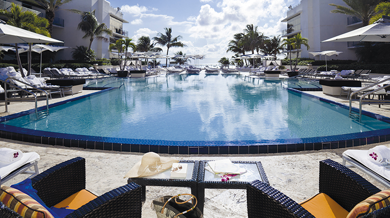 Ritz Carlton South Beach Pool
