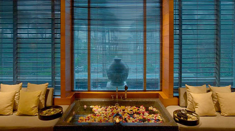The Spa at The Setai Treatment Room