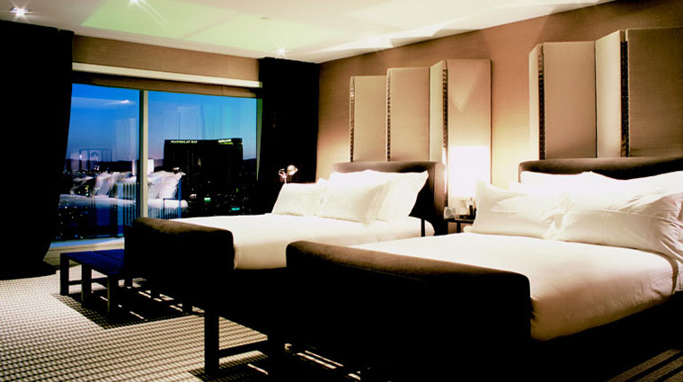 Skylofts at MGM Grand Guestroom Beds