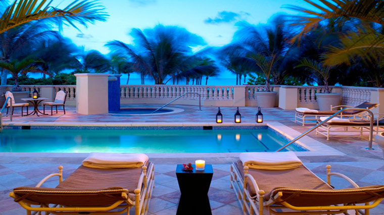 Acqualina Spa by ESPA Pool