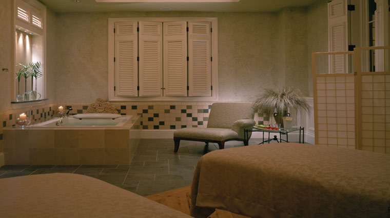 The Spa at the Sanctuary at Kiawah Treatment Room
