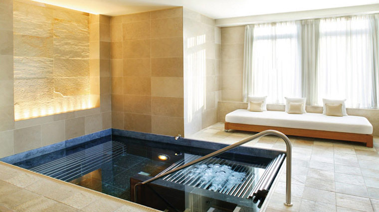 The Spa at Mandarin Oriental New York Spa Vitality Pool