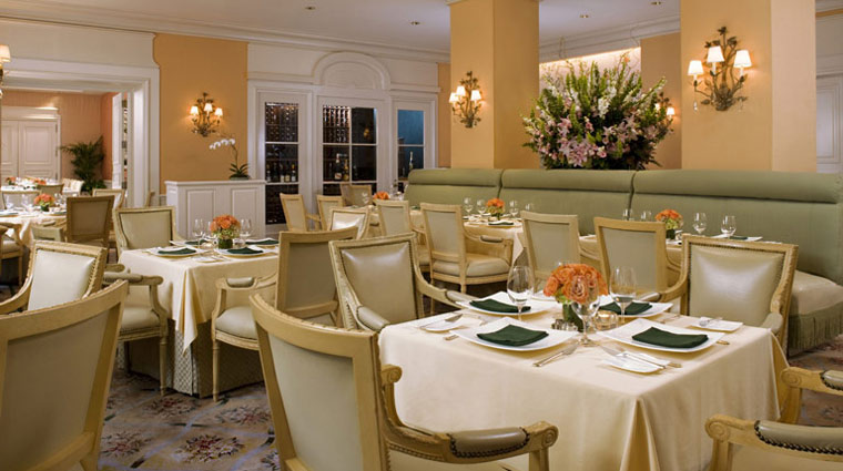 The Belvedere Dining Room
