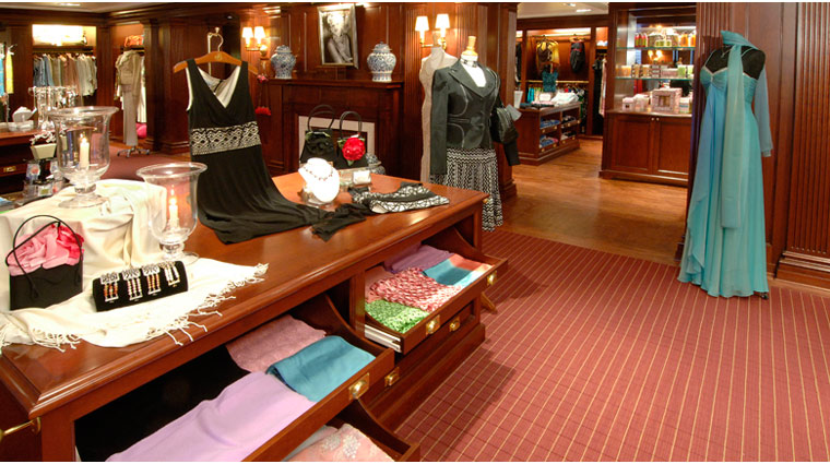 The Boutique at The Broadmoor