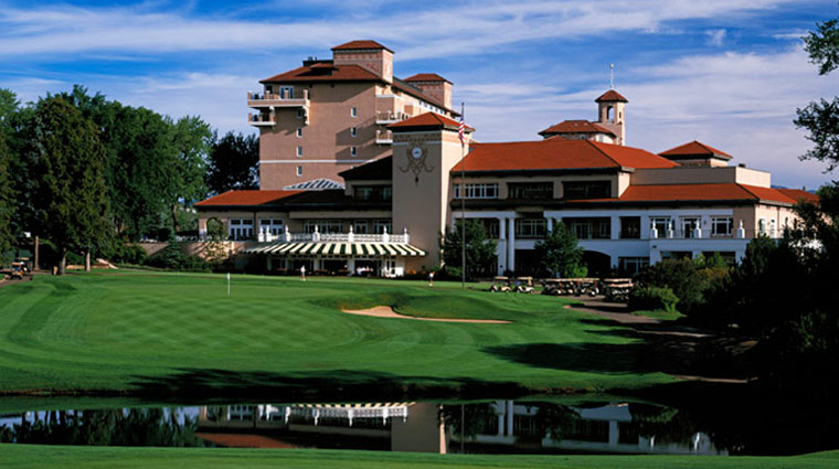 The Broadmoor East Golf Course and Pro Shop