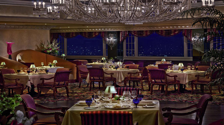 Penrose Room Restaurant at The Broadmoor Colorado Springs