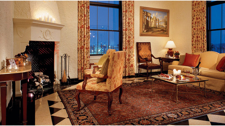 The Peabody Memphis Romeo and Juliet Suite