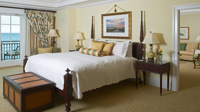 The Sanctuary at Kiawah Island Corner Suite