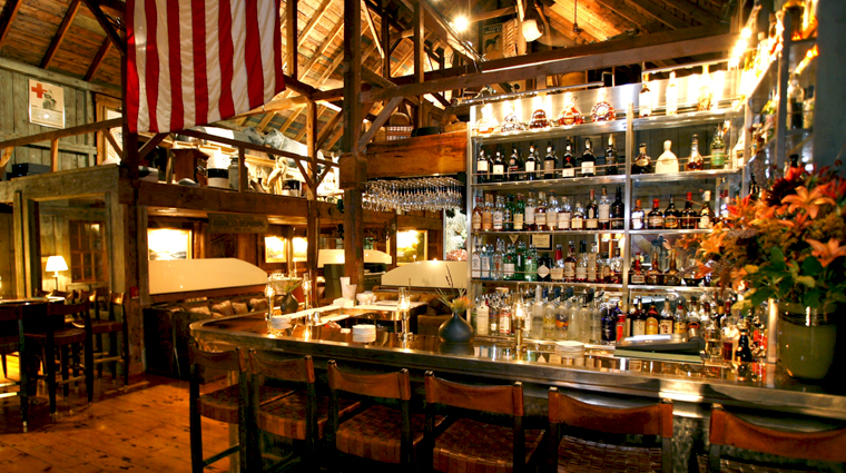 The White Barn Inn Restaurant Bar