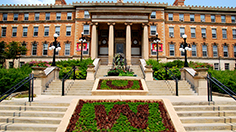 University of Madison Wisconsin Agriculture Building