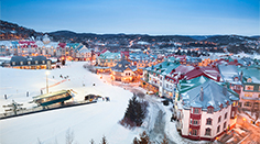 Mont Tremblant, Quebec Village
