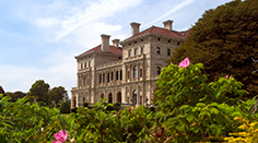 The Breakers, A  Mansion in Newport, Rhode Island