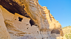Southern New Mexico Gila Cliff Dwellings