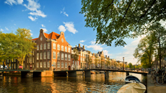 Homes by Canal